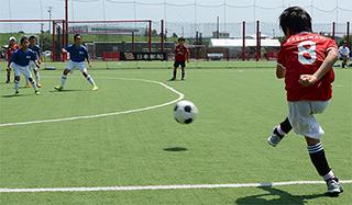 ミニサッカー大会1